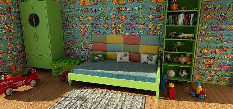 Offrez à votre enfant une chambre ludique et reposante à la fois