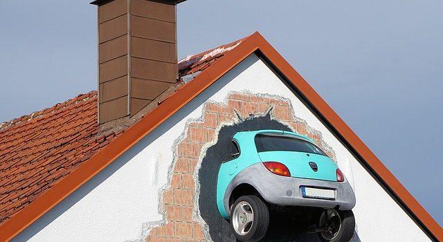 Débarrassez votre maison de cette ancienne voiture devenue épave