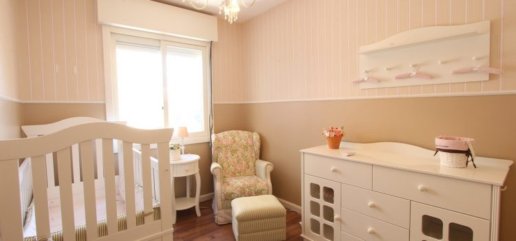 Les 5 erreurs à éviter dans la décoration de la chambre de bébé