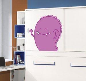 personnaliser meuble avec stickers