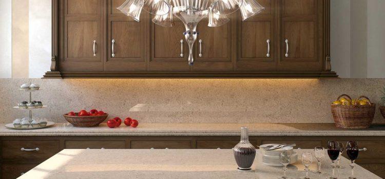 Optez pour un comptoir de cuisine fabriqué à partir de matière noble
