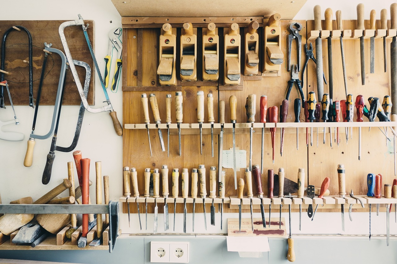 atelier rangement