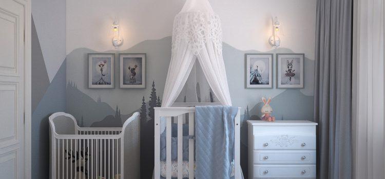 L'importance de vos choix de décoration pour la chambre des enfants !