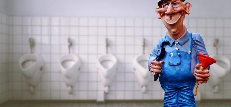 Déboucher un WC devient une tâche facile